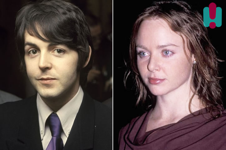PAUL MCCARTNEY E STELLA MCCARTNEY